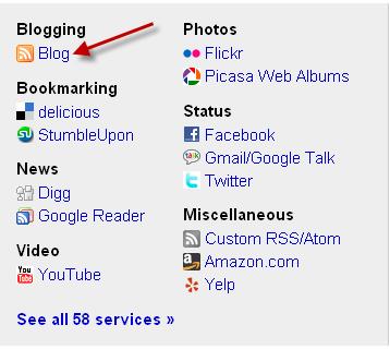 cara optimasi traffic blog lewat friendfeed
