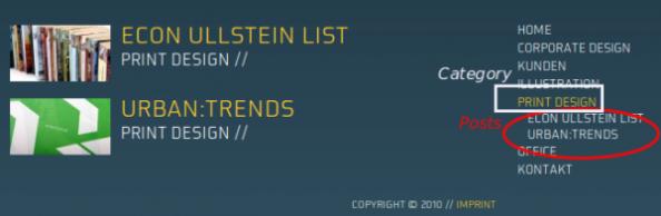 tutorial belajar ngeblog membuat list seperti kategori